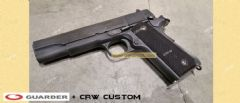CRW custom Guarder 2015 Ver 1911a1 (battleworn) Steel barrel
